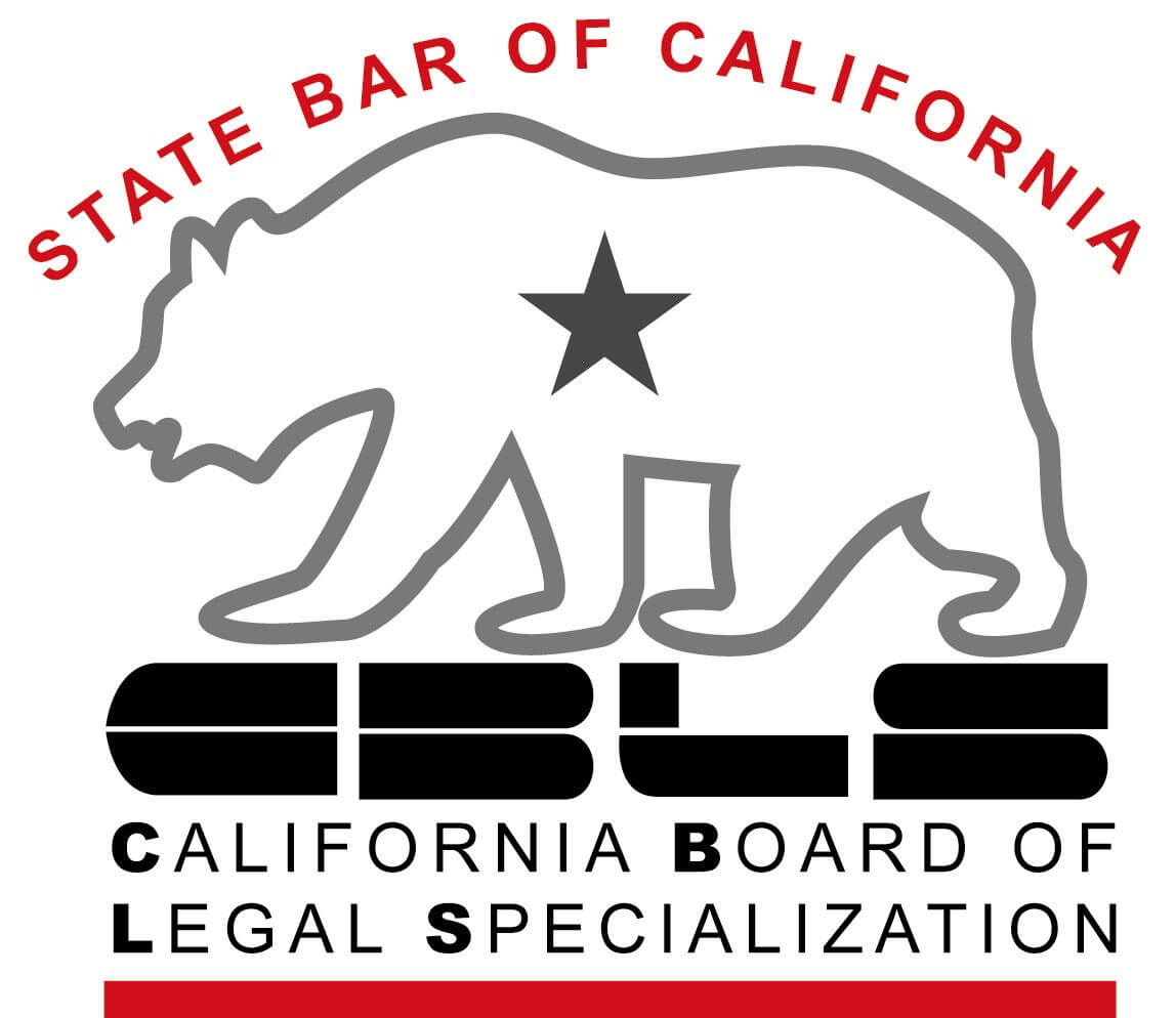 State bar of California badge